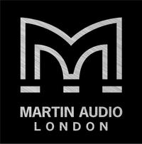 Martin Audio London Decal / Sticker 08