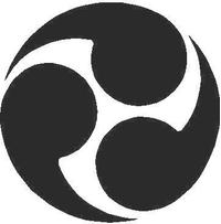 Mitsutomoe Decal / Sticker 03