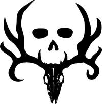 Bone Collector Decal / Sticker 04