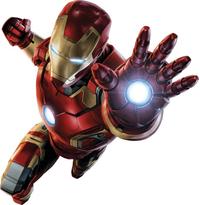 Iron Man Decal / Sticker 07