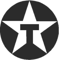 Texaco Decal / Sticker 03