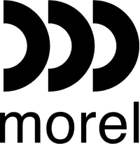 Morel Audio Decal / Sticker 03