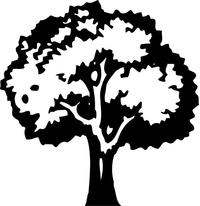 Tree Decal / Sticker 07