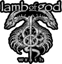 Lamb of God Decal / Sticker 09
