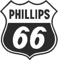 Phillips 66 Decal / Sticker