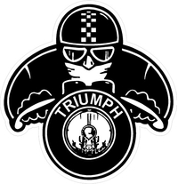 Triumph Decal / Sticker 04