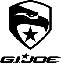 G.I. Joe Decal / Sticker 02