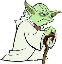 Yoda Decal / Sticker 01