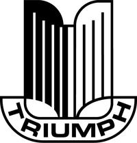 Triumph Decal / Sticker 20