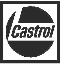 Castrol Decal / Sticker BOX