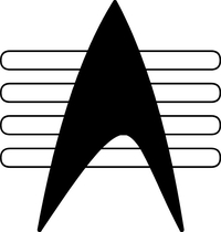 Star Trek Decal / Sticker 18