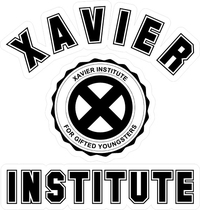 Xavier Institue Decal / Sticker 01