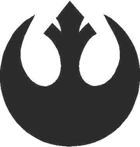 Star Wars Rebel Logo Decal / Sticker