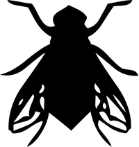 Breaking Bad Fly Decal / Sticker 33