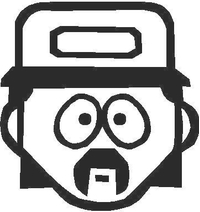 Mr. McCormick Decal / Sticker