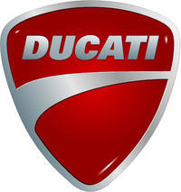 Ducati Shield Decal / Sticker 13