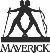 Maverick Decal / Sticker