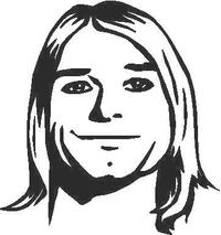 Nirvana Decal / Sticker 03