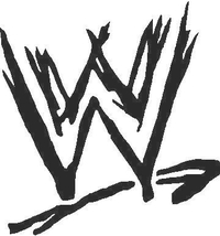 WWE Logo Decal / Sticker 2