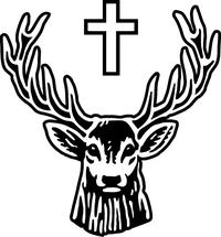 Jagermeister Decal / Sticker 12