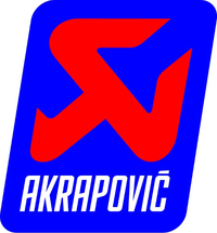 Akrapovic Decal / Sticker 15