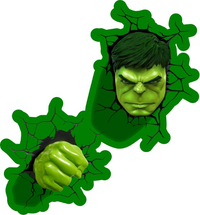 Hulk Cracks Decal / Sticker 09