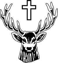 Jagermeister Decal / Sticker 11