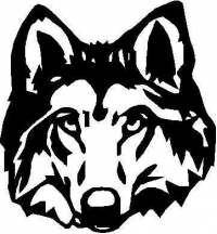 CUSTOM COYOTE and WOLF DECALS and STICKERS