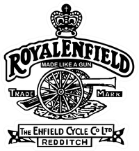 Royal Enfield Decal / Sticker 05