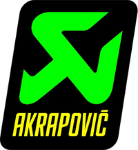 Akrapovic Decal / Sticker 18