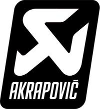 Akrapovic Decal / Sticker 19