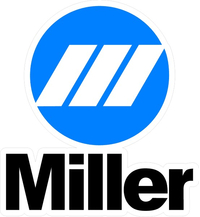 Miller Weld Decal / Sticker 06