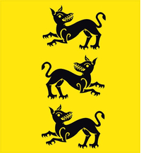 Game of Thrones House Clegane Decal / Sticker 01