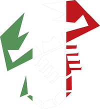 Fiat Abarth Scorpion Decal / Sticker 34