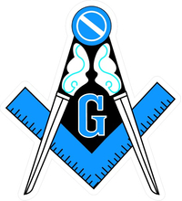 Freemason Decal / Sticker 05