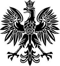 Polish Coat of Arms Decal / Sticker 01