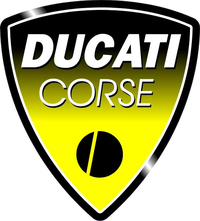 Ducati Corse Decal / Sticker 18