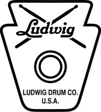 Ludwig Decal / Sticker 06