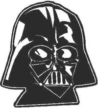 Star Wars Darth Vader Decal / Sticker