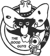 NRA Good Guys Decal / Sticker