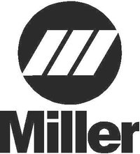 Miller Weld Decal / Sticker 01