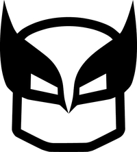 X-Men Wolverine Decal / Sticker 13