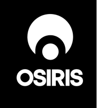 Osiris Skateboarding Shoes Decal / Sticker 02
