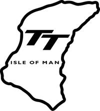 Isle of Man TT Decal / Sticker 02