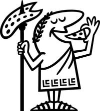 Little Caesars Pizza Decal / Sticker 04