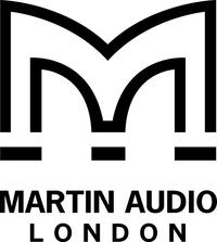 Martin Audio London Decal / Sticker 02
