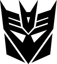 Decepticon Generation One Decal / Sticker 36