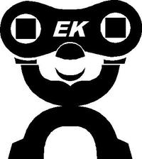 EK Chains Decal / Sticker