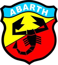 Fiat Abarth Decal / Sticker 29