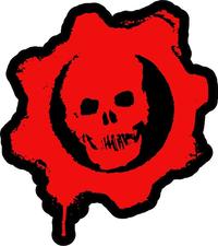 Gears of War Decal / Sticker 01